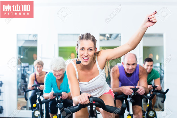 健身房单车骑速的选择方法