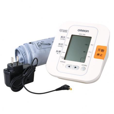 欧姆龙hem-6000j 电子血压计
