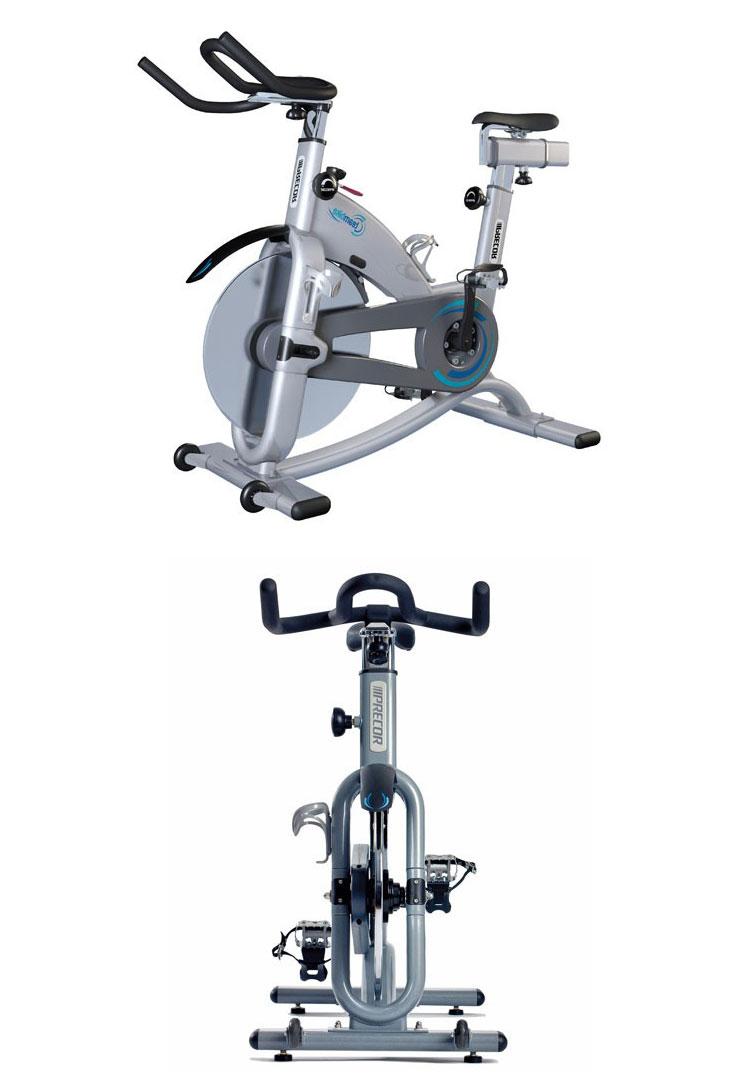 进口健身器材批发-美国必确team bike800动感コ