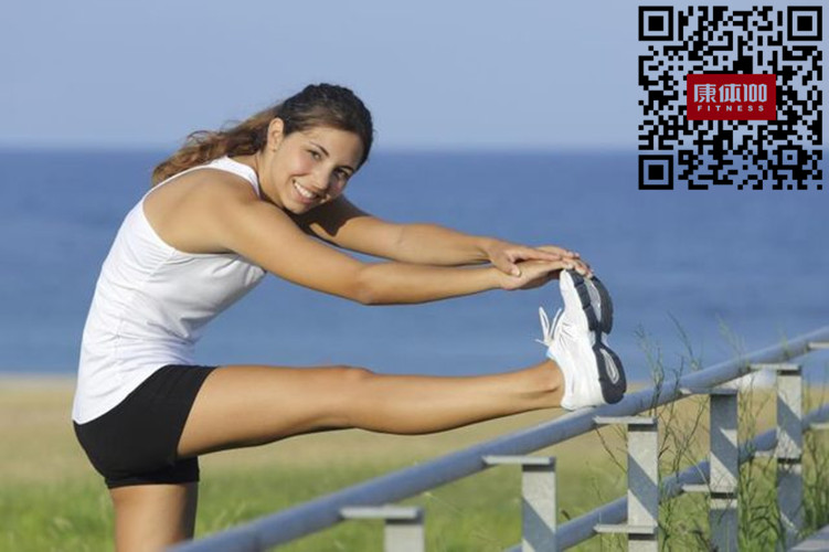 压腿的正确方法_有氧运动