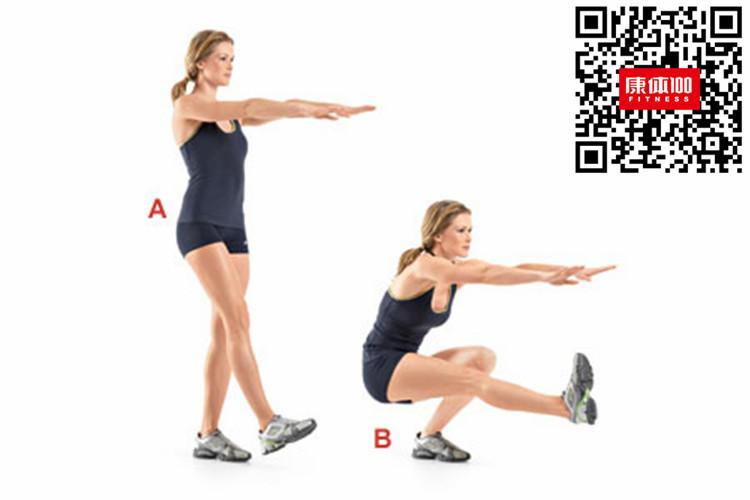 锻炼腿部肌肉的3个方法